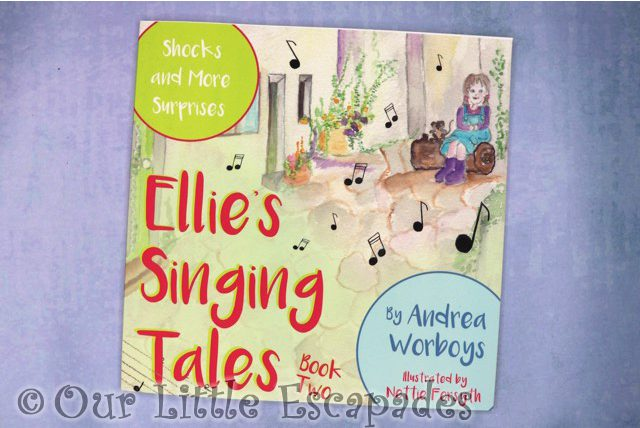 ellies singing tales book 2