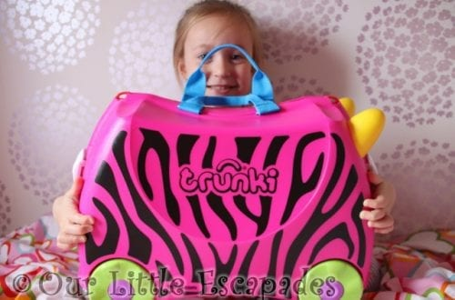 Trunki Customiser REVIEW and GIVEAWAY