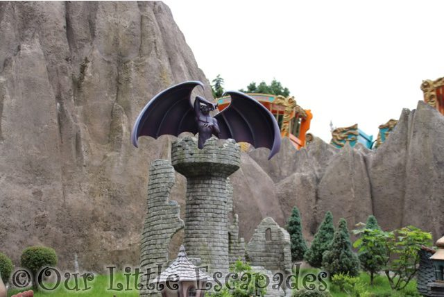 disneys storybook land fantasia