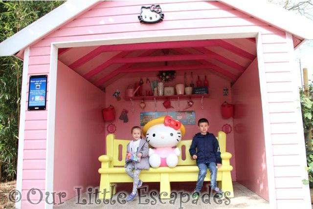 The Hello Kitty Secret Garden