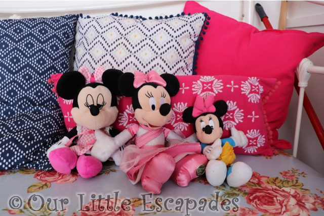 minnie mouse plushies