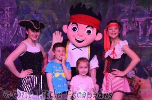 Stonham Barns Pirate Adventure Show Review