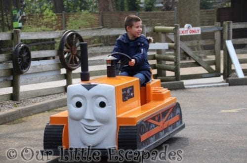 Visiting Thomas Land At Drayton Manor REVIEW