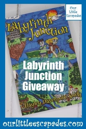 Labyrinth Junction Giveaway