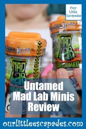 Untamed Mad Lab Minis Review