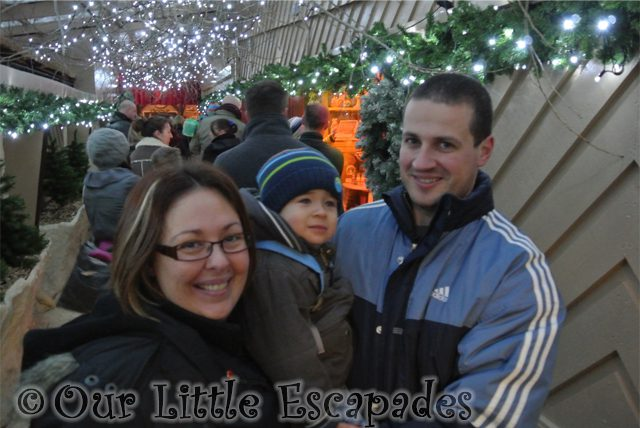 jane darren ethan colchester zoo christmas grotto