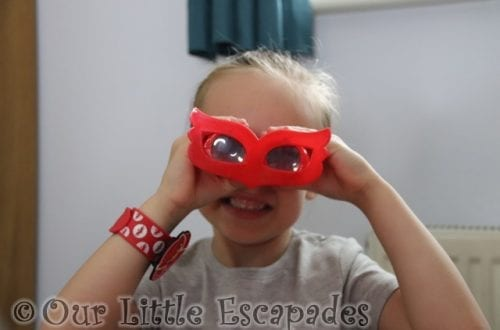 PJ Masks Owlette Case REVIEW