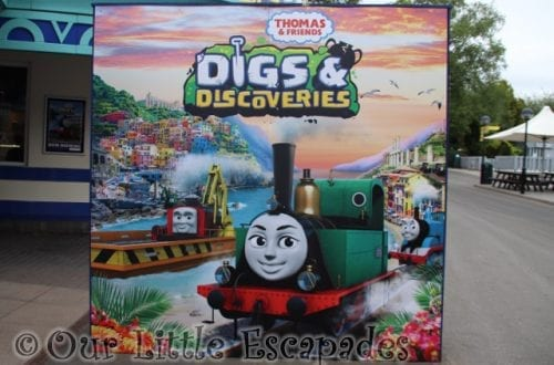 Thomas & Friends Digs & Discoveries VIP Event
