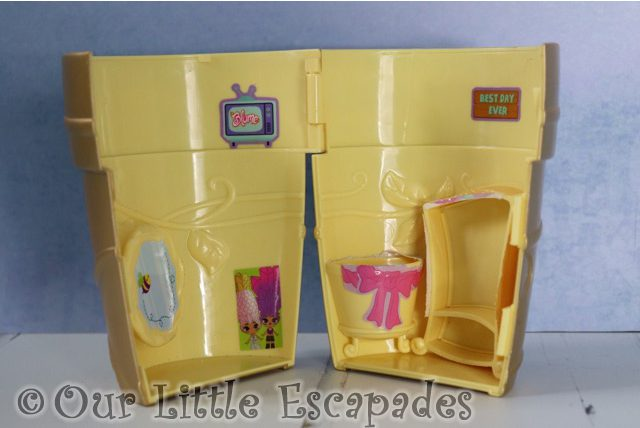 golden flower pot play set