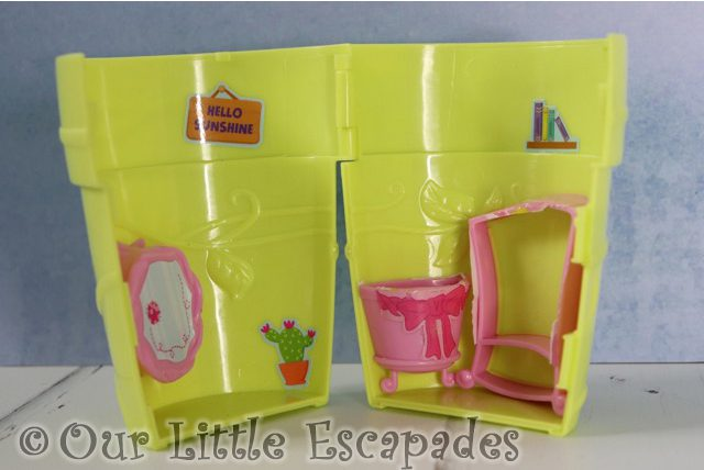 green flower pot play set