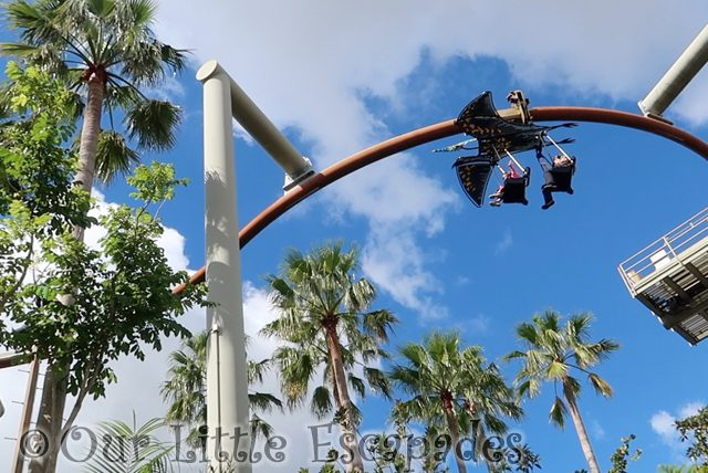 pteranodon flyers why our toddler loved universal orlando resort