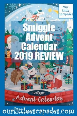 Smiggle Advent Calendar 2019 REVIEW