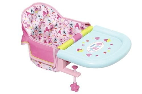 BABY Born Feeding Chair GIVEAWAY