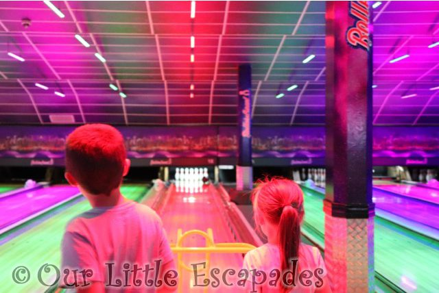 A Fun-Filled Family Visit To Rollerbowl Romford REVIEW