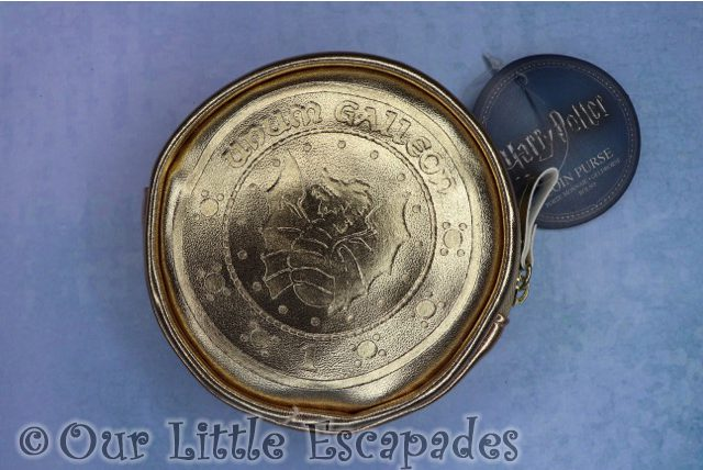 gringotts coin purse unum galleon
