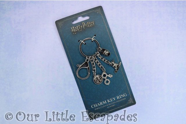 harry potter charm key ring harry potter stocking filler ideas