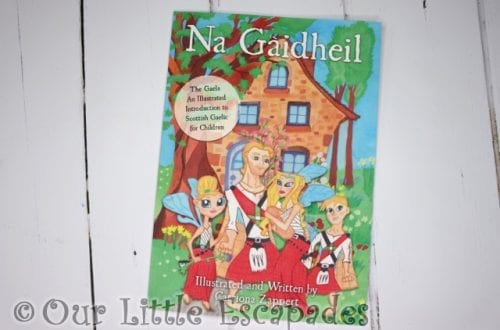 Na Gàidheil Book REVIEW and GIVEAWAY