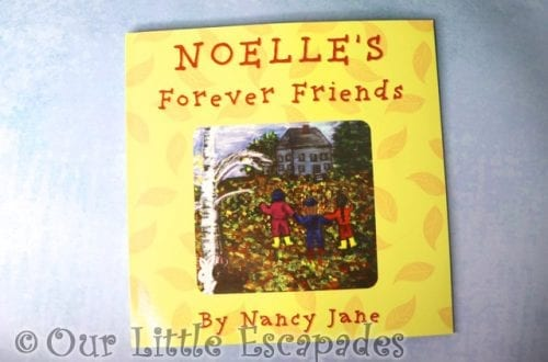 Noelle's Forever Friends Book REVIEW and GIVEAWAY