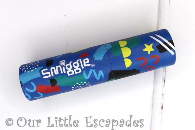 pencil tube smiggle advent calendar 2019 contents