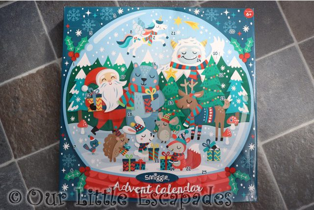 Smiggle Advent Calendar 2019 REVIEW Unboxing The Contents