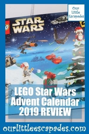 LEGO Star Wars Advent Calendar 2019 REVIEW