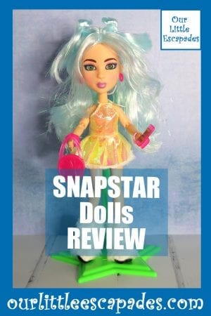 SNAPSTAR Dolls REVIEW