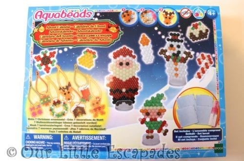 Aquabeads Advent Calendar REVIEW Unboxing The Contents