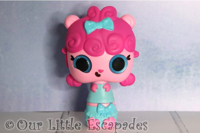 frilly girly qs pop pop hair surprise
