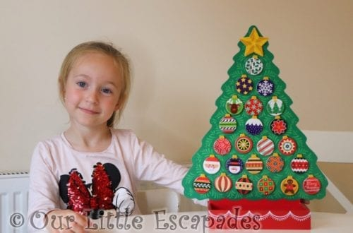 Melissa & Doug Countdown to Christmas Wooden Advent Calendar REVIEW