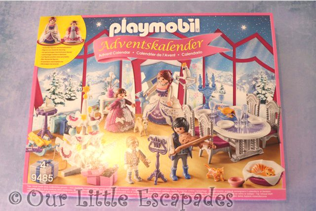 playmobil christmas ball advent calendar