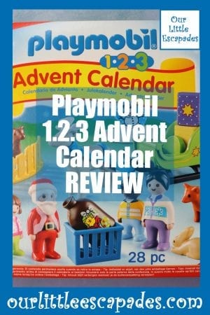 Playmobil 123 Advent Calendar REVIEW