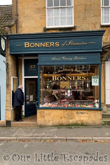 bonners ilminster somerset