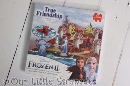Disney Frozen II - True Friendship Game GIVEAWAY