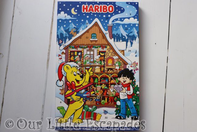 haribo advent calendar Advent Calendars For Kids