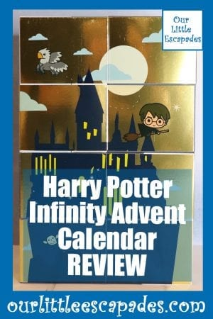 Harry Potter Infinity Advent Calendar REVIEW