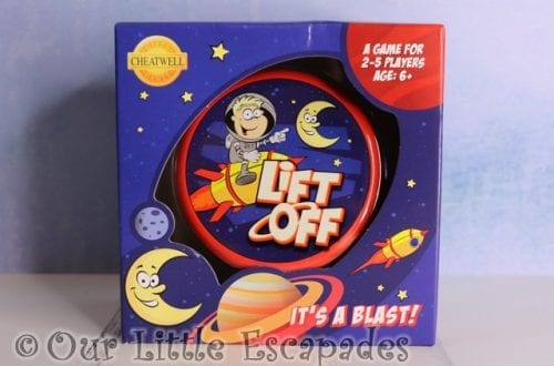 lift off round tin game christmas giveaway