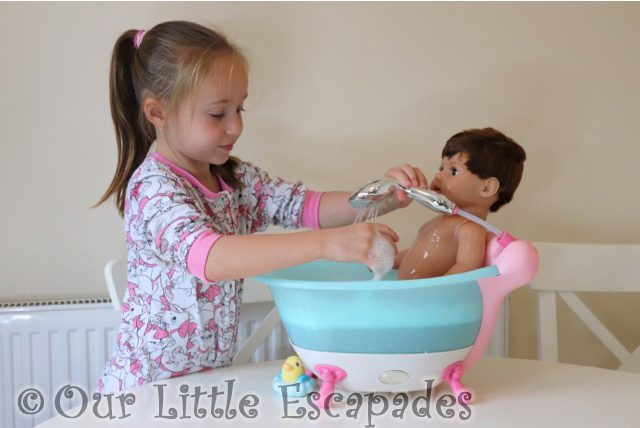 BABY Born Bathtub REVIEW