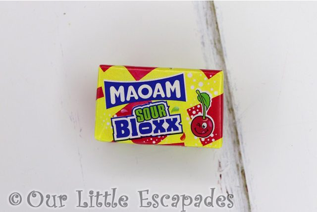 maoam bloxx sour fruit flavour chewy sweets haribo advent calendar