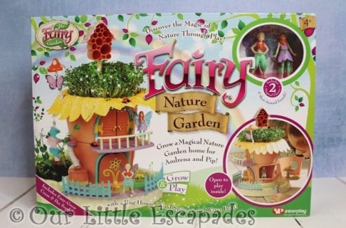 My Fairy Garden - Fairy Nature Garden GIVEAWAY