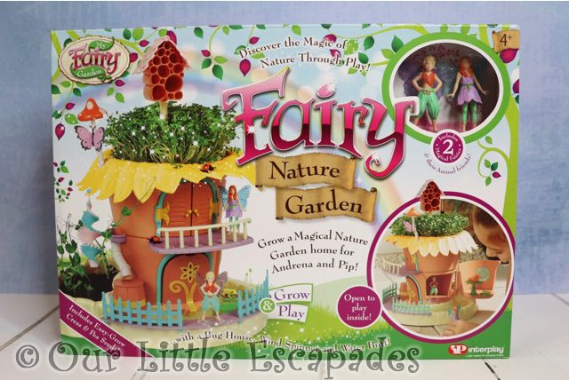 my fairy garden fairy nature garden christmas giveaway