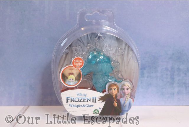 nokk frozen ii whisper glow figure christmas giveaway
