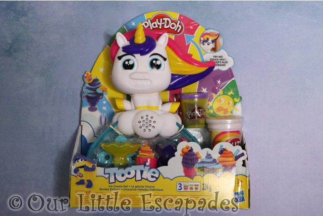 play doh tootie unicorn ice cream set christmas giveaway