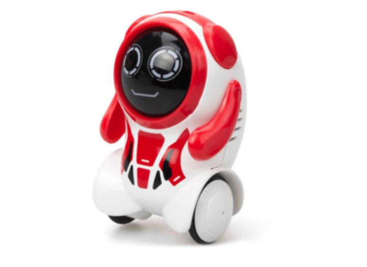 pokibot mini interactive robot Christmas Gift Ideas For Children With Autism