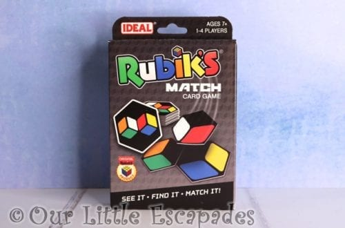 rubiks match card game christmas giveaway
