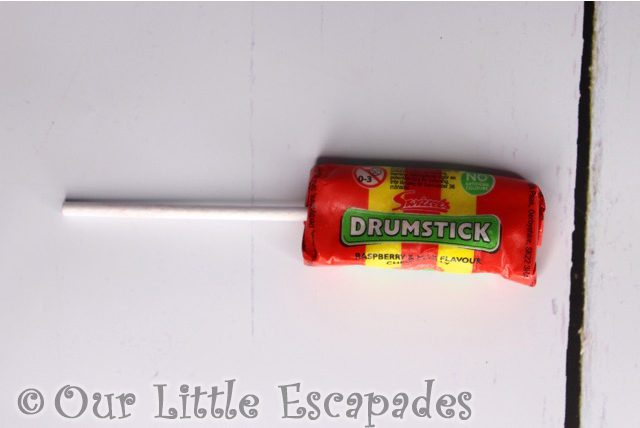swizzels drumstick lolly