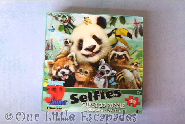 zoo selfie 3d puzzle christmas giveaway