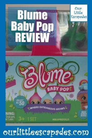 Blume Baby Pop REVIEW