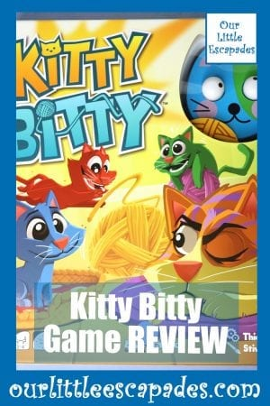 Kitty Bitty Game REVIEW