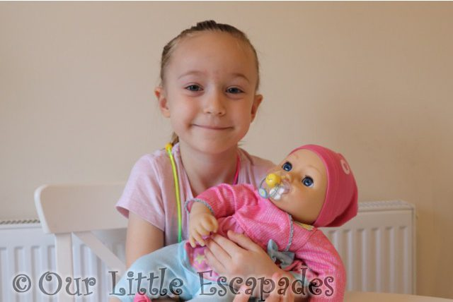 Elli Smiles Review - The Doll That Really Smiles