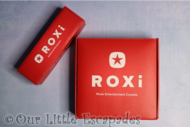 roxi music entertainment console boxed